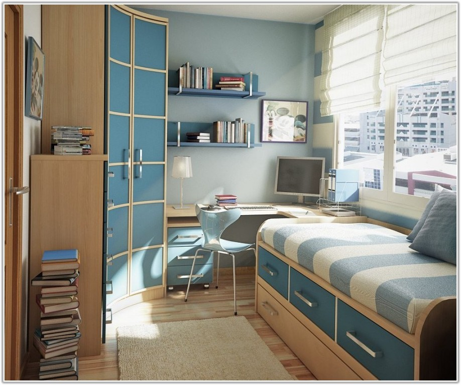 Small Bedroom Space Saving Furniture