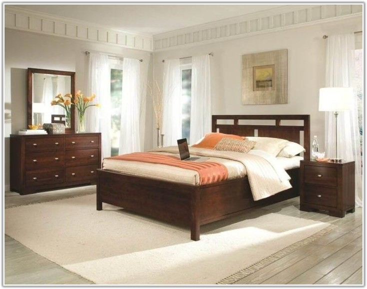 Solid Wood Bedroom Set Ottawa