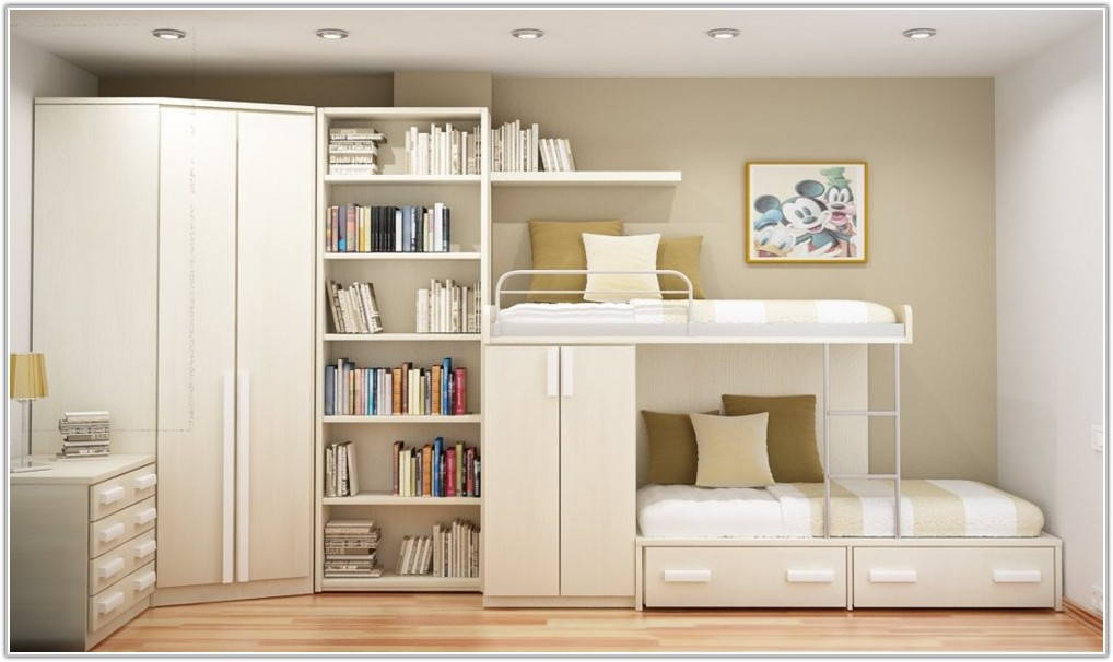 Space Saving Ideas For Rooms