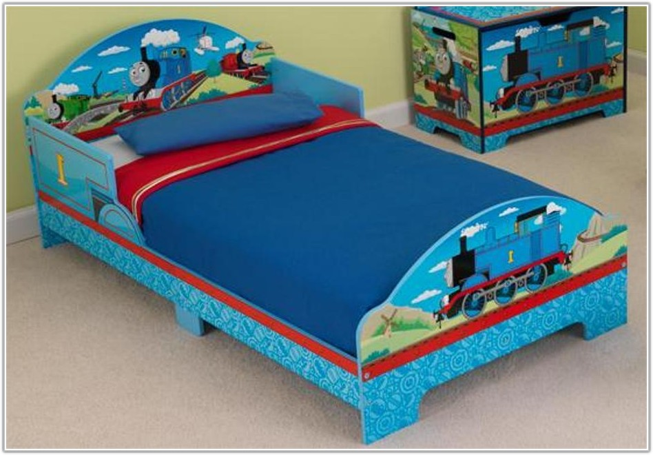Thomas And Friends Bedroom Set