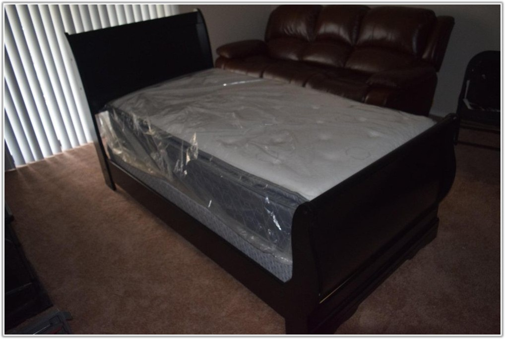 Twin Bedroom Set With Mattress