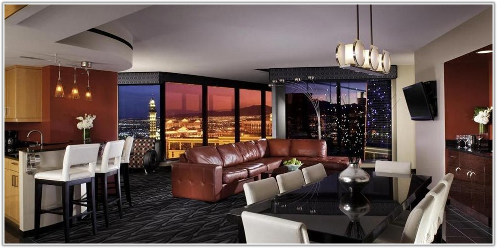 Vegas 2 Bedroom Suite Hotel