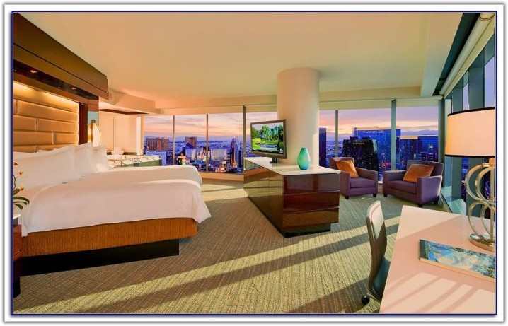 Vegas Hotels With Three Bedroom Suites
