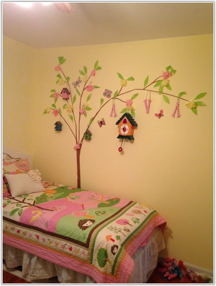 Wall Art For Girls Bedroom