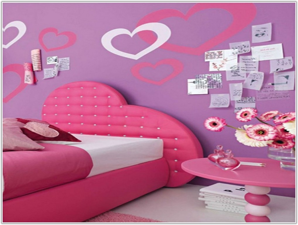 Wall Decor For Teenage Bedrooms