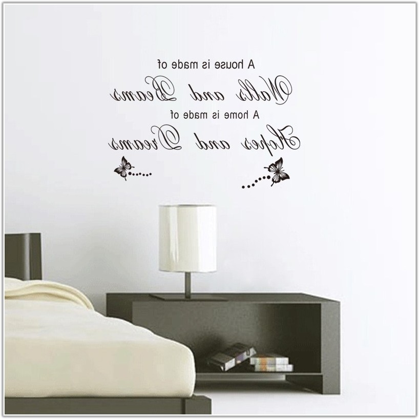 Wall Sticker Quotes For Living Rooms