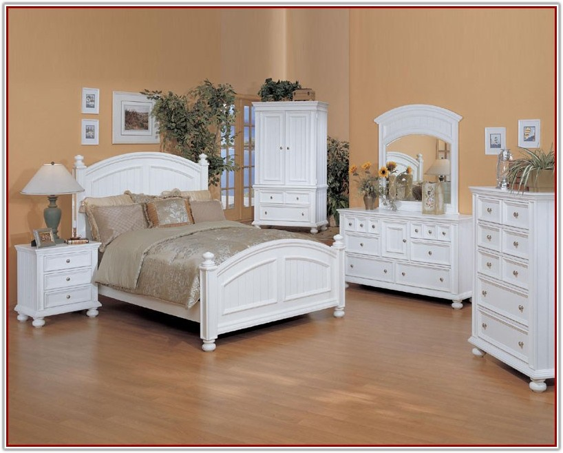 White Cape Cod Bedroom Furniture