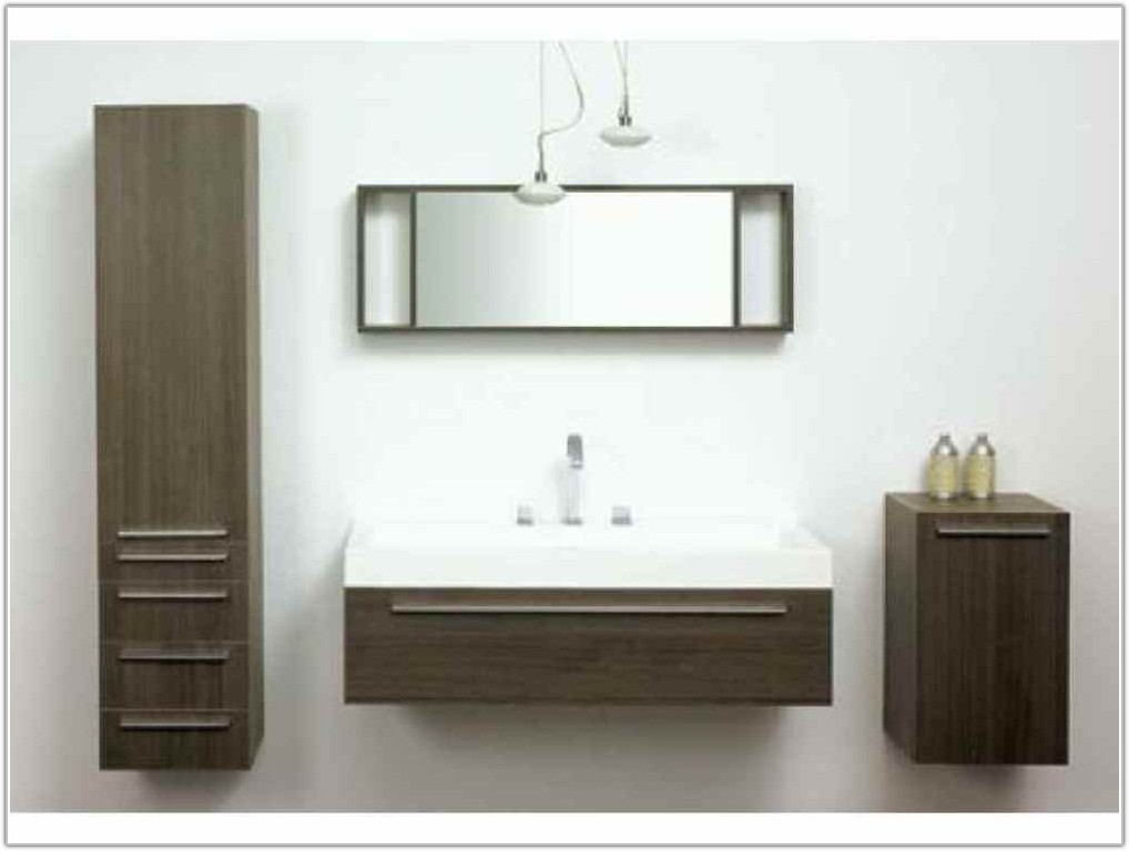 36 Inch Wall Mount Vanity Cabinet