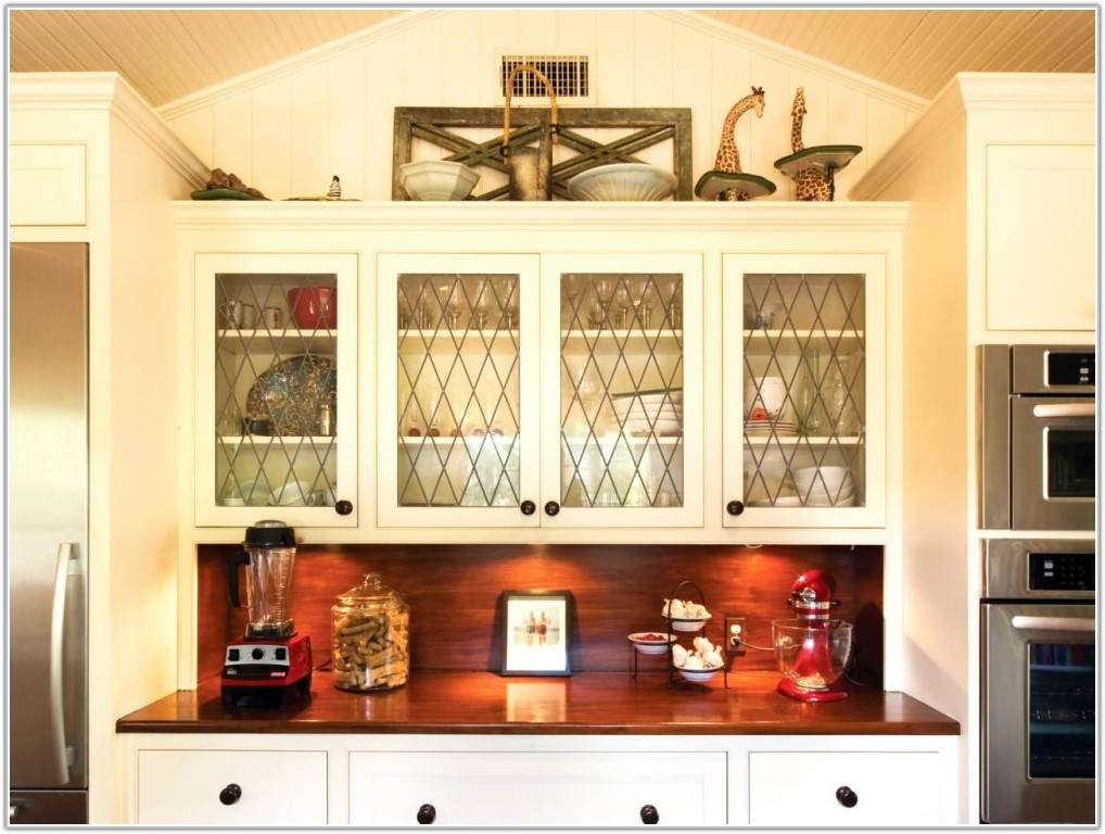 Accessories For Above Kitchen Cabinets