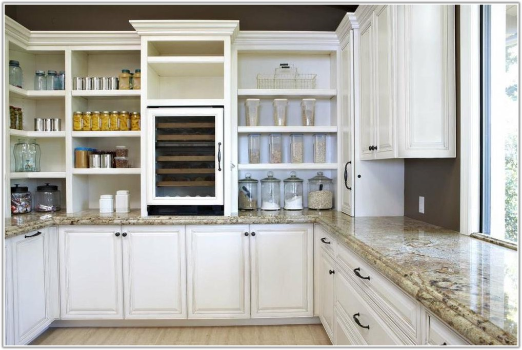 Adding Shelves To Kitchen Cabinets