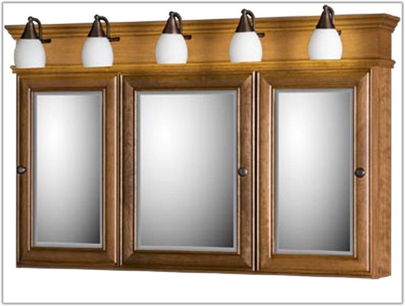 Bathroom Medicine Cabinets With Mirrors 48