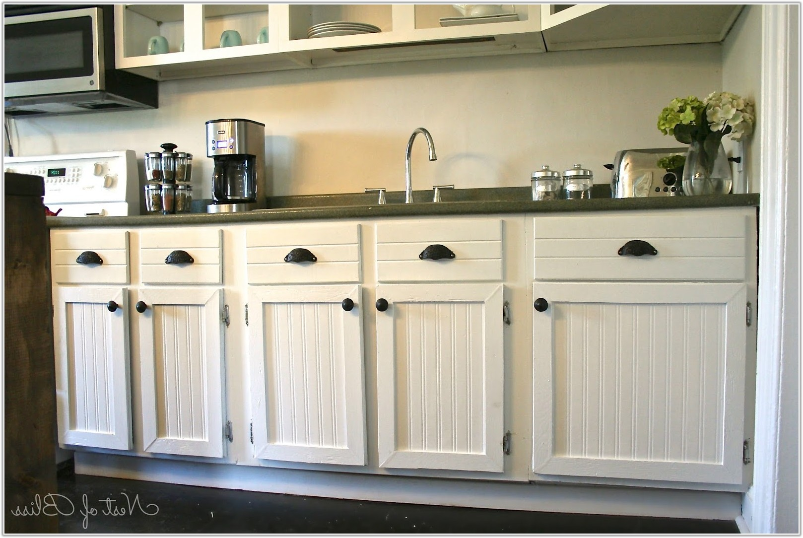 Beadboard Kitchen Cabinet Doors Diy