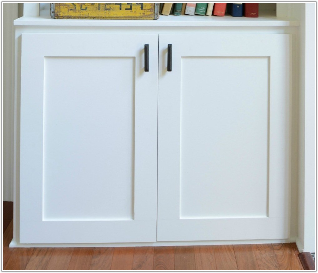 Build A Kitchen Cabinet Door