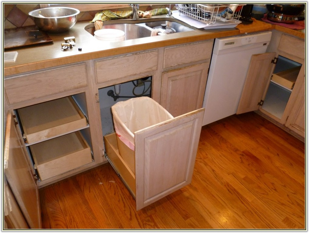 Cabinet Pull Out Drawers Home Depot