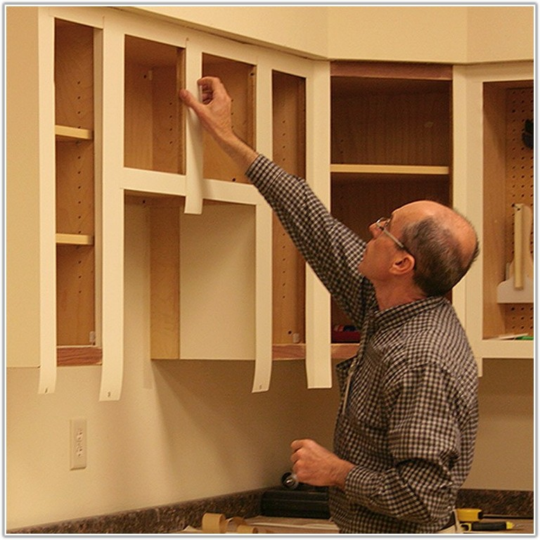 Cabinet Refacing Do It Yourself