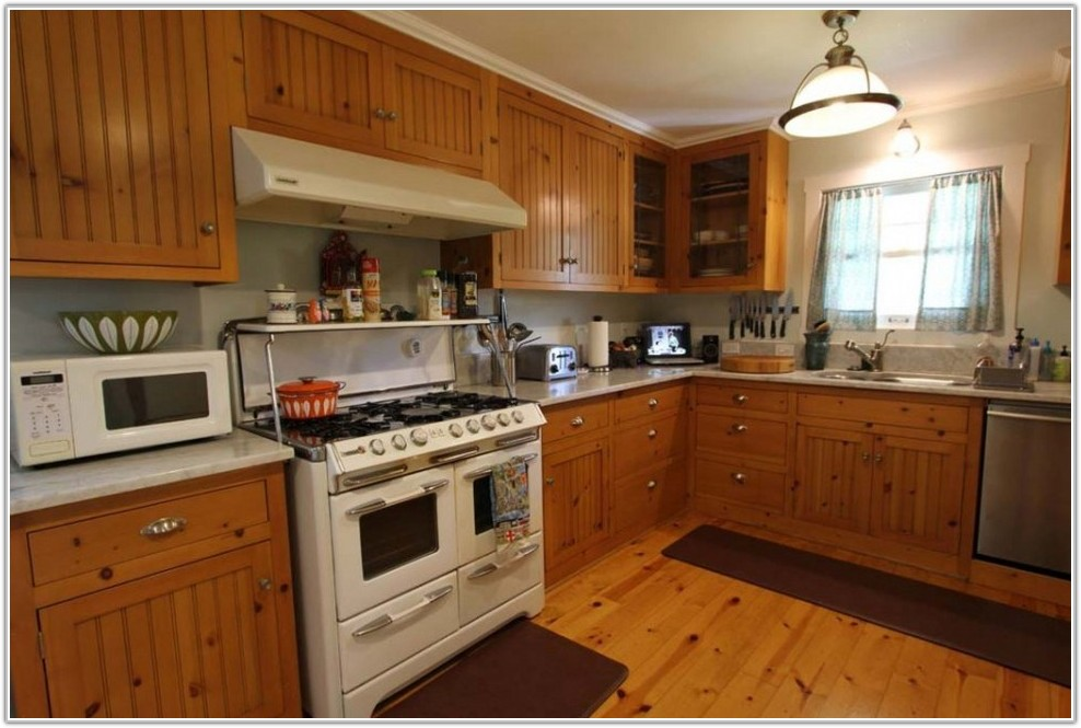 Cleaning Oak Wood Kitchen Cabinets