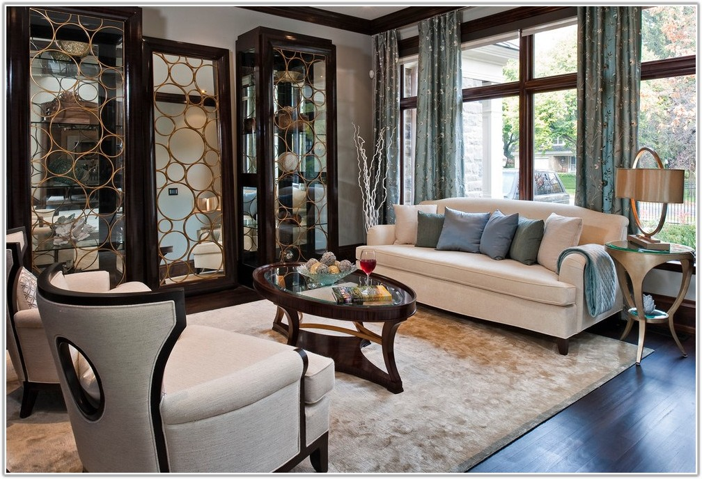 Contemporary Dining Room China Cabinets