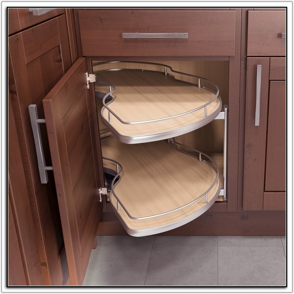 Corner Base Cabinet Pull Out