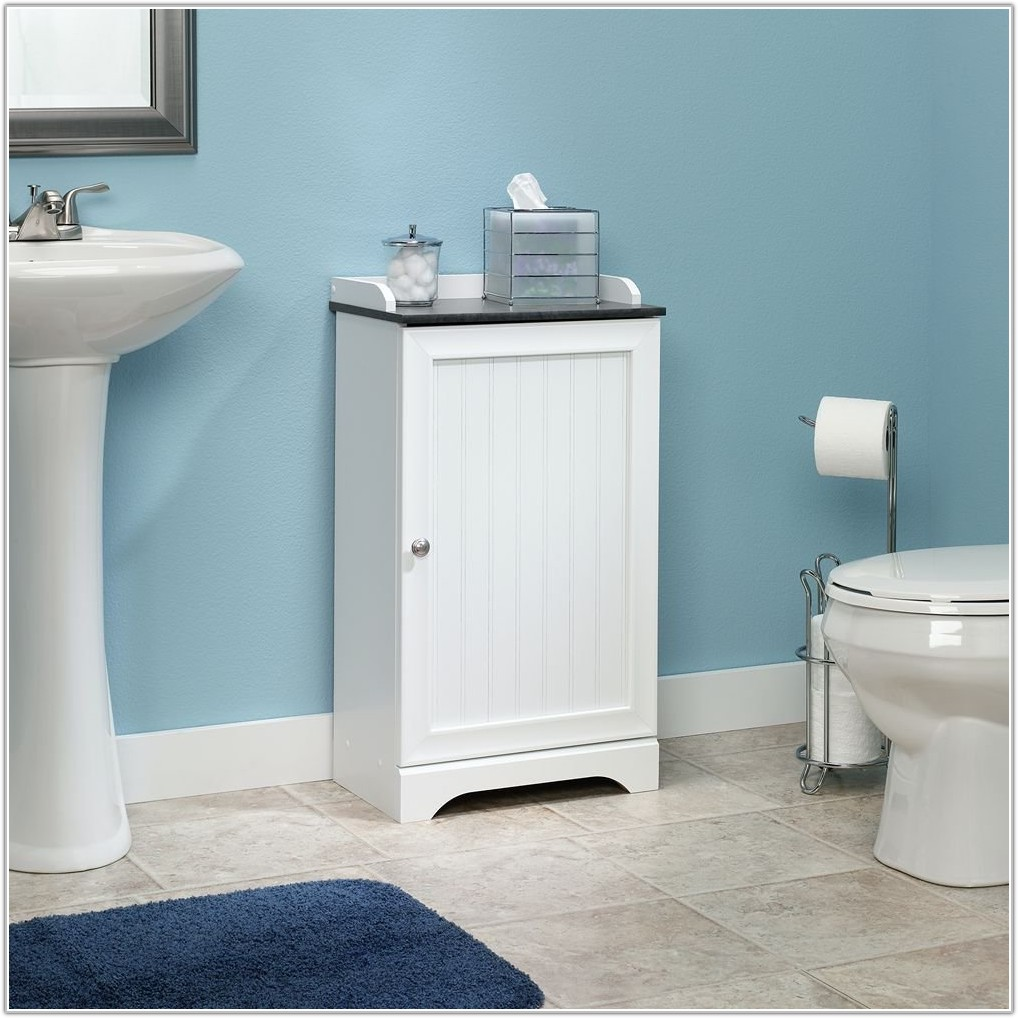 Corner Cabinet For Bathroom Storage