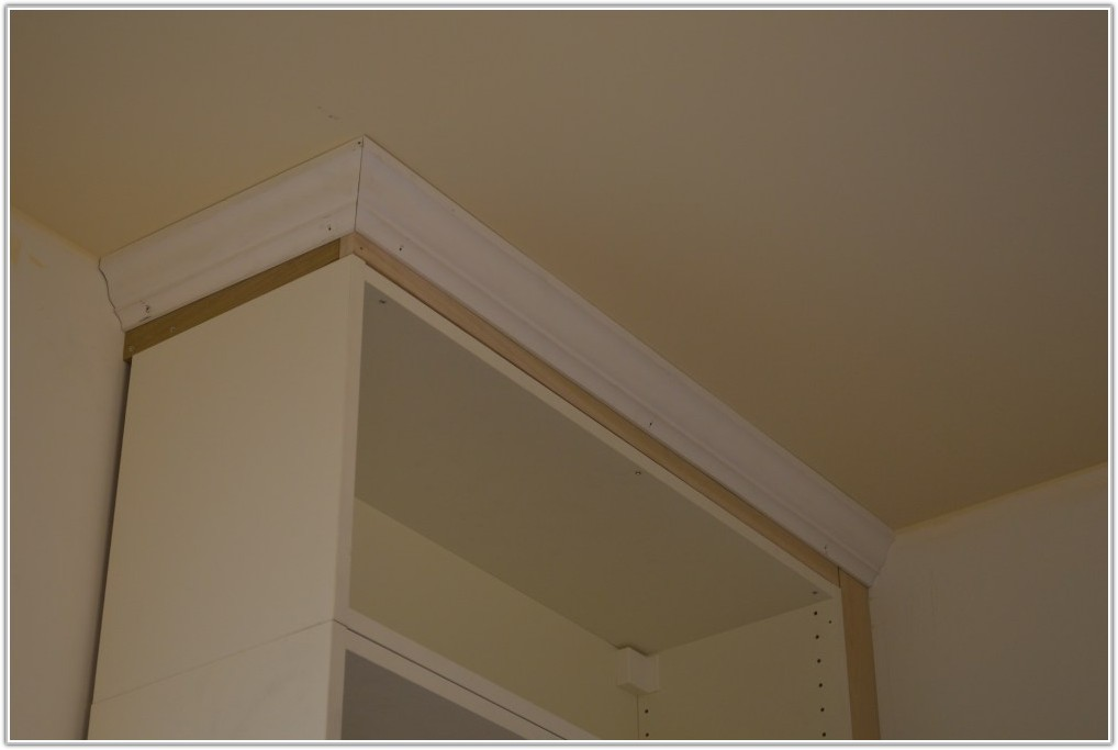 Crown Molding Kitchen Cabinets Diy