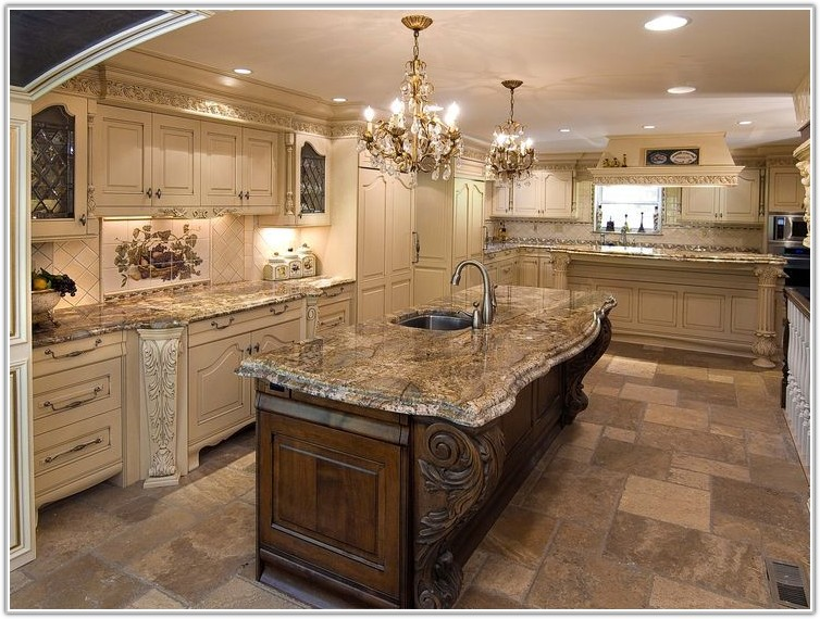 Custom Made Cabinets For Kitchen