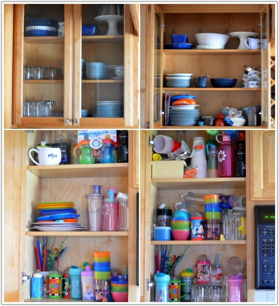 Diy Kitchen Cabinet Organizing Ideas
