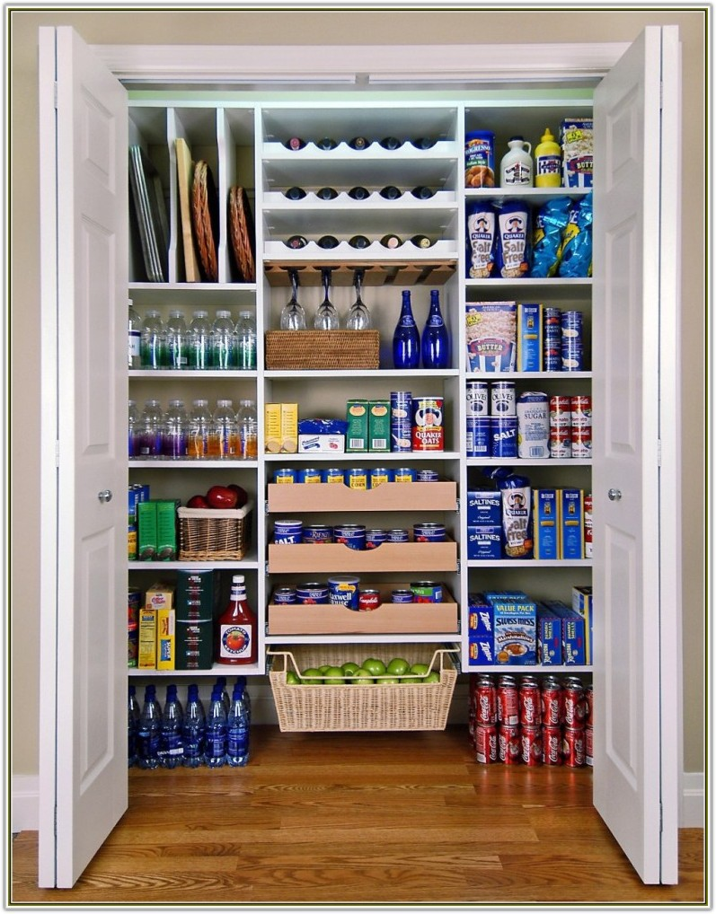 Diy Kitchen Pantry Cabinet Plans