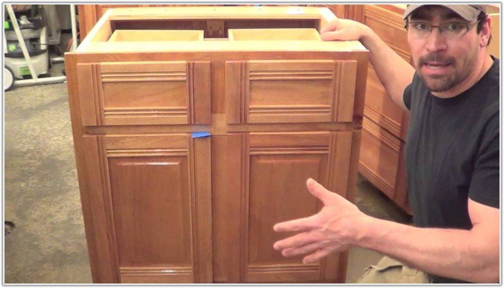 Easy Diy Build Kitchen Cabinets