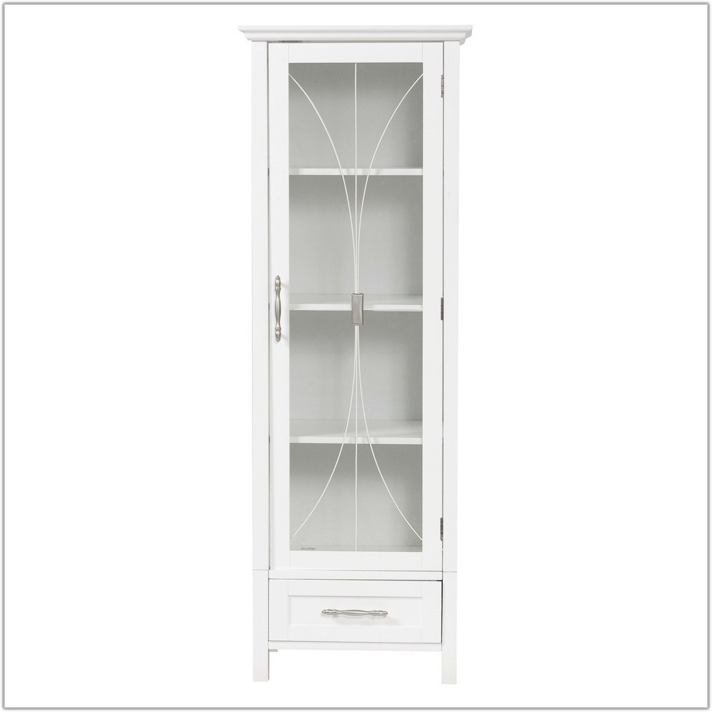 Elegant Home Fashions Linen Cabinet
