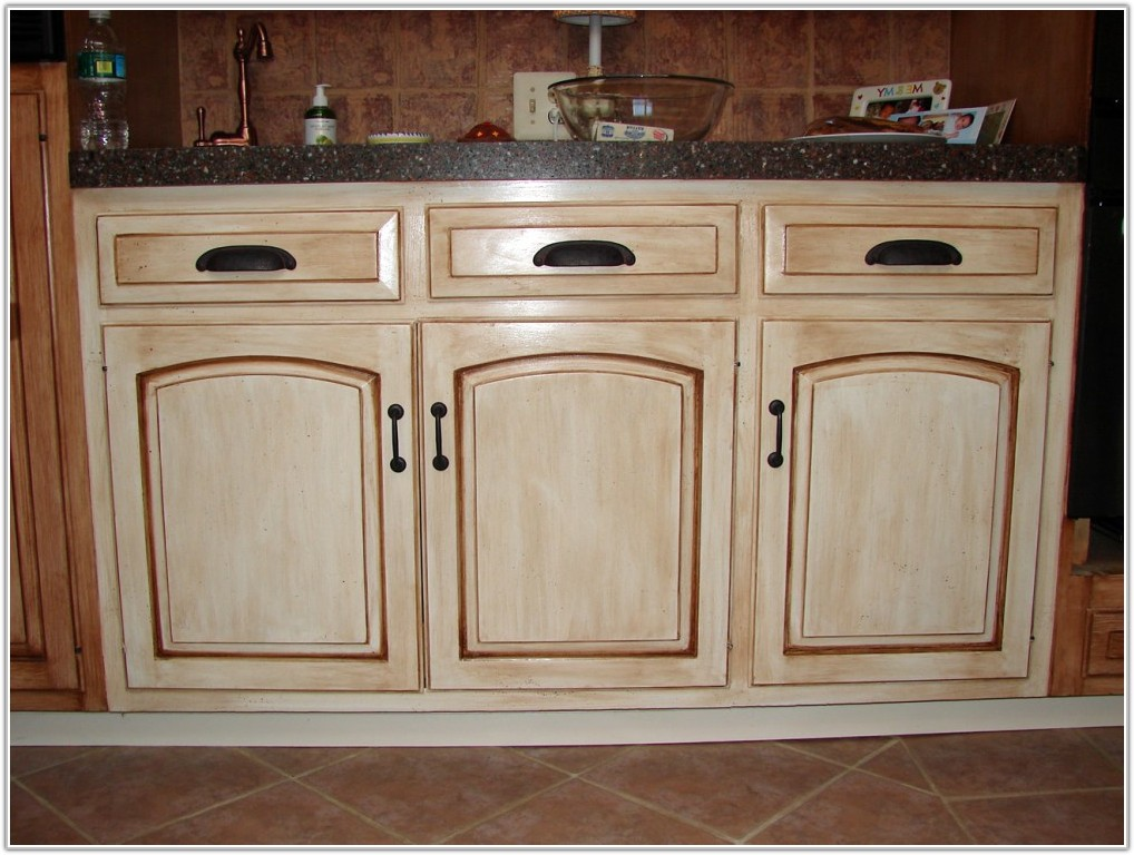 Faux Finish Ideas For Kitchen Cabinets