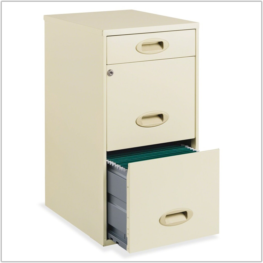 File Cabinet 3 Drawer Metal