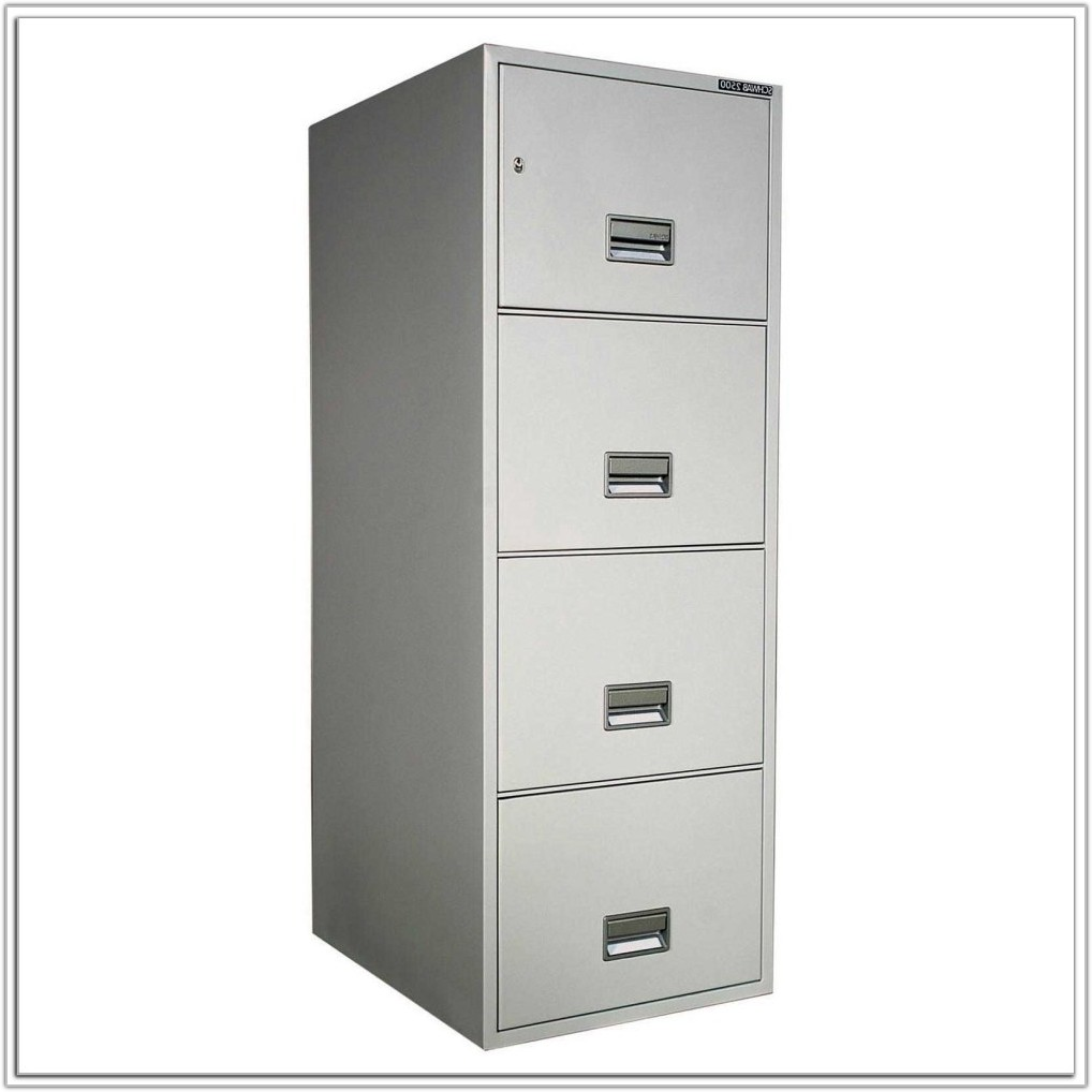 File Cabinet 4 Drawer Legal