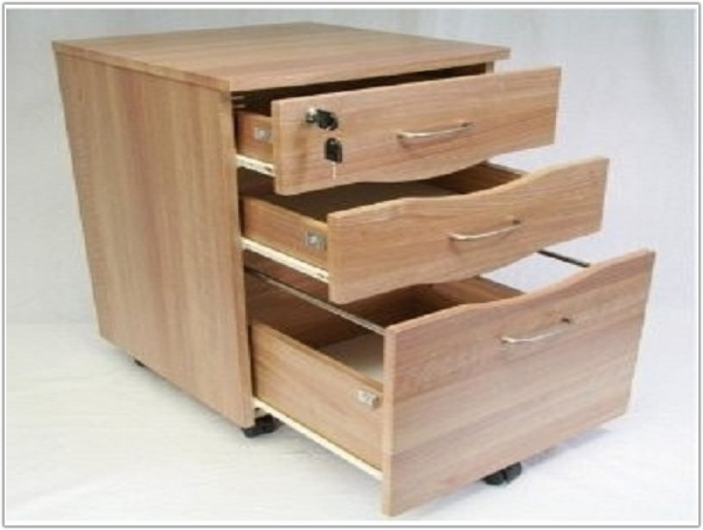 File Cabinets With Locking Drawers