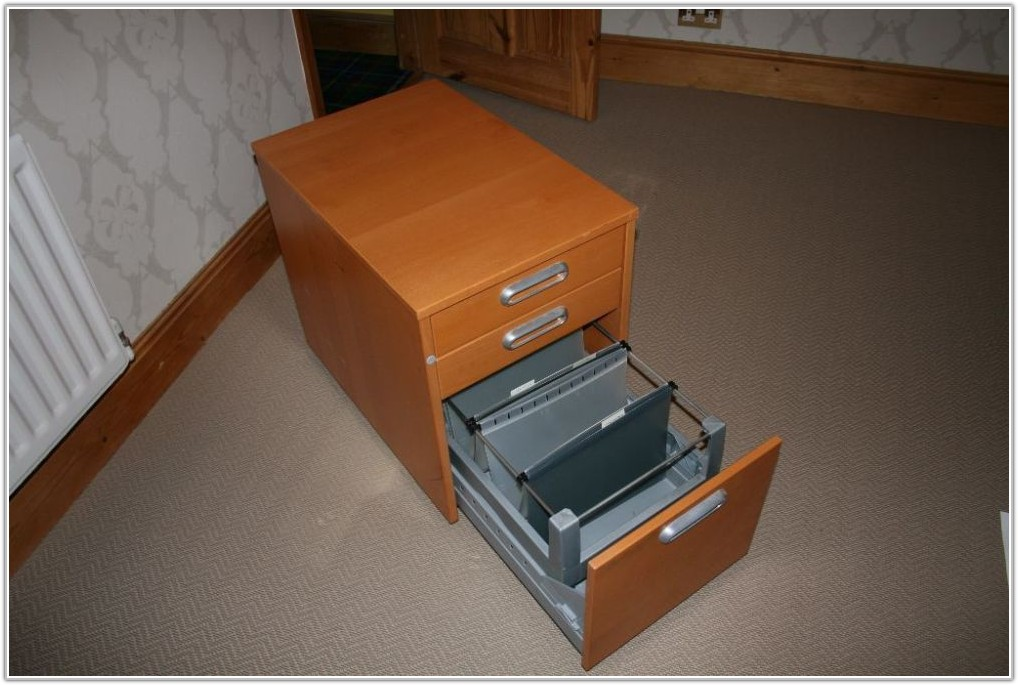 Filing Cabinet With Single Drawer