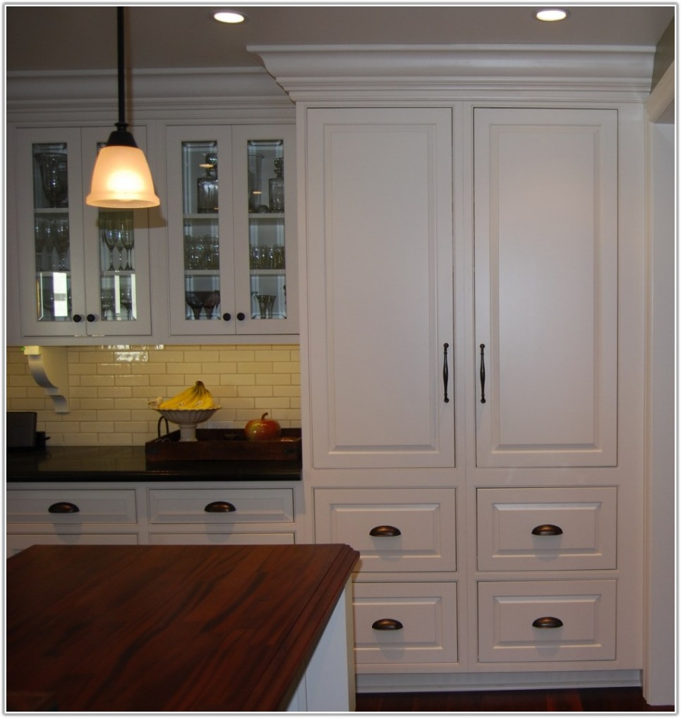 Floor To Ceiling Kitchen Pantry Cabinets