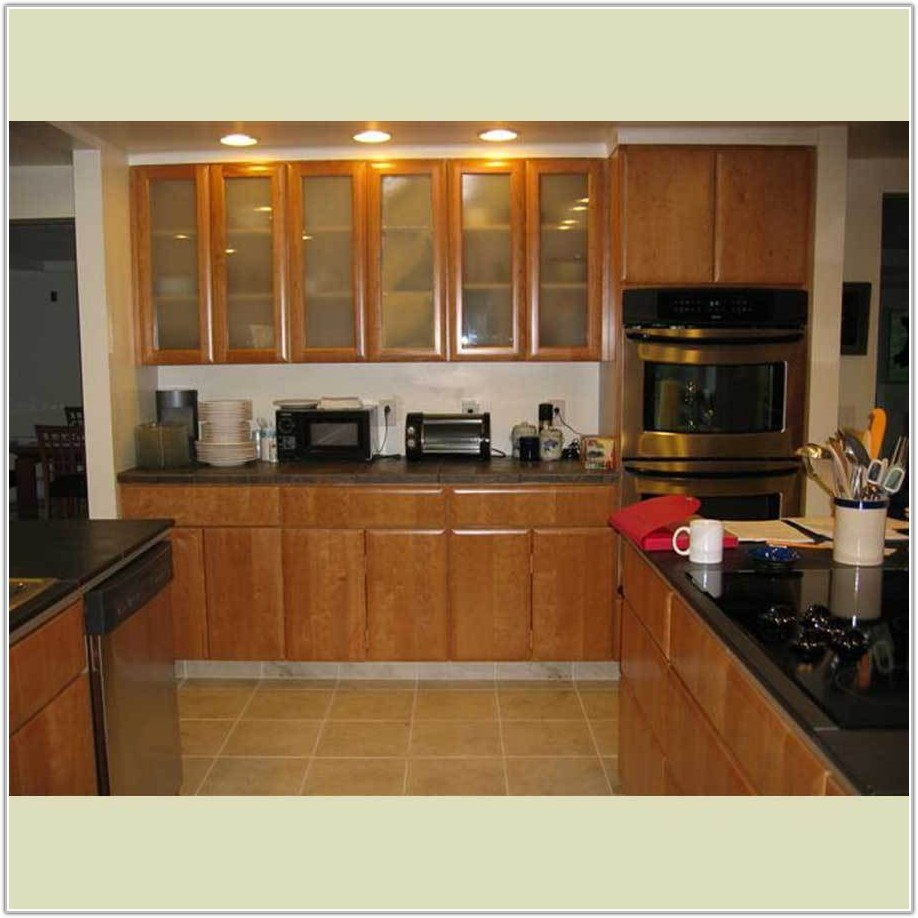 Frosted Glass Doors For Kitchen Cabinets