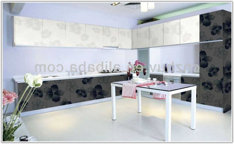 High Gloss Replacement Kitchen Cabinet Doors