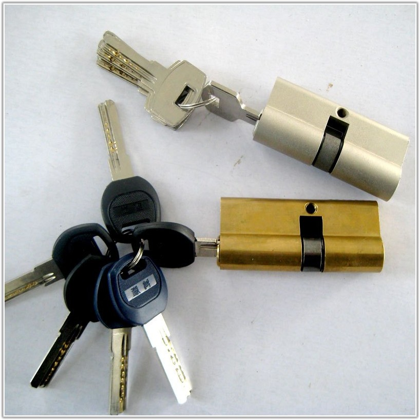 High Security File Cabinet Locks