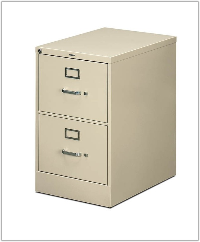 Hon 2 Drawer Legal Size File Cabinet
