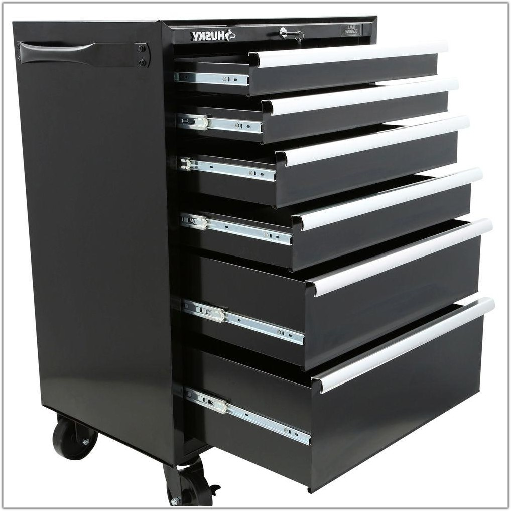 Husky 6 Drawer Tool Cabinet