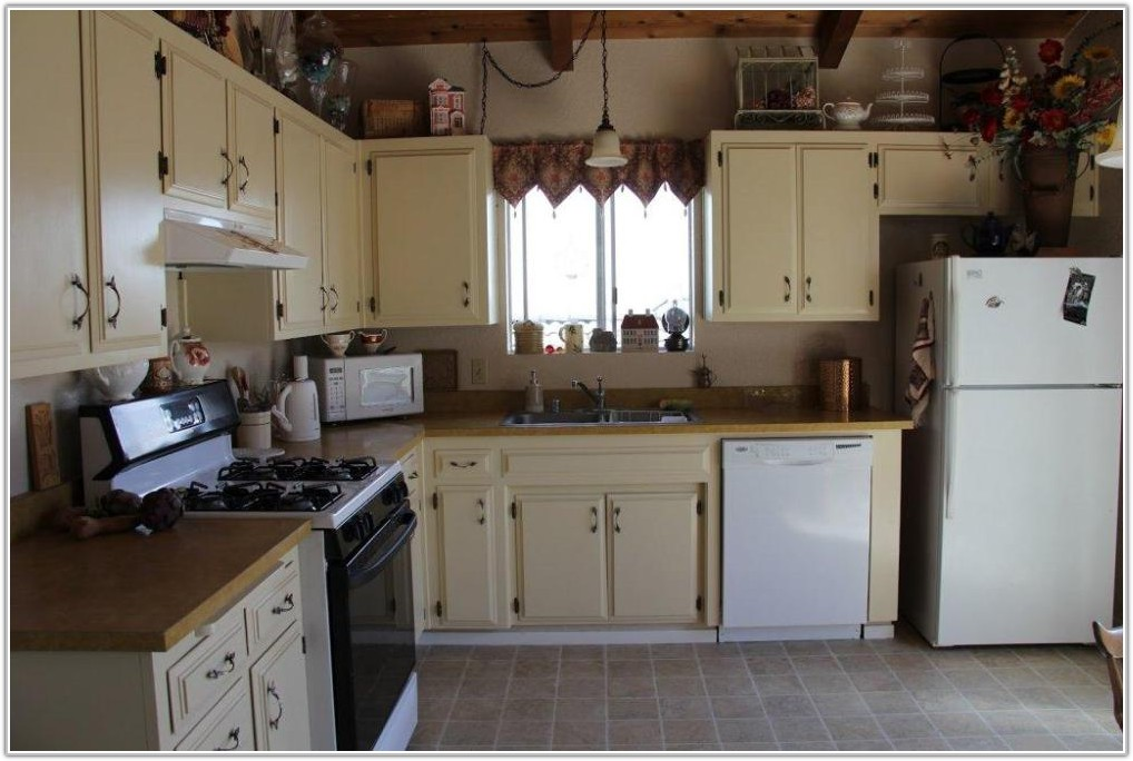 Ideas For Redoing Old Kitchen Cabinets