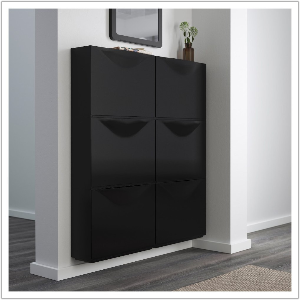 Ikea Wall Mounted Shoe Cabinet