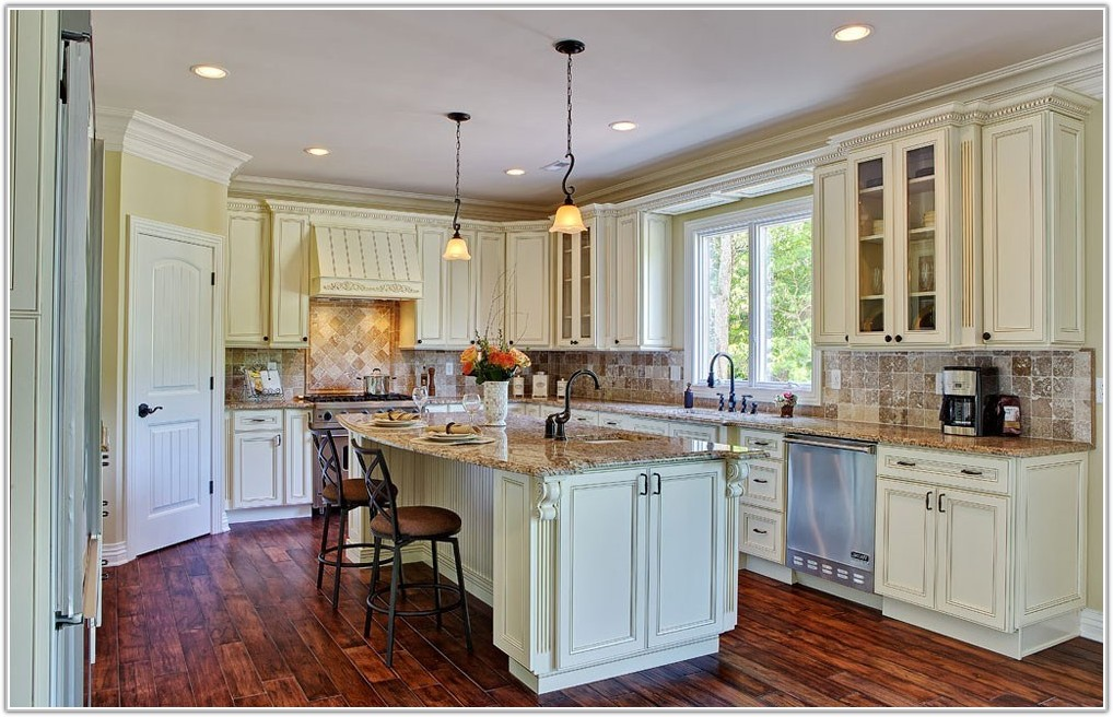 Images Of Antiqued Kitchen Cabinets