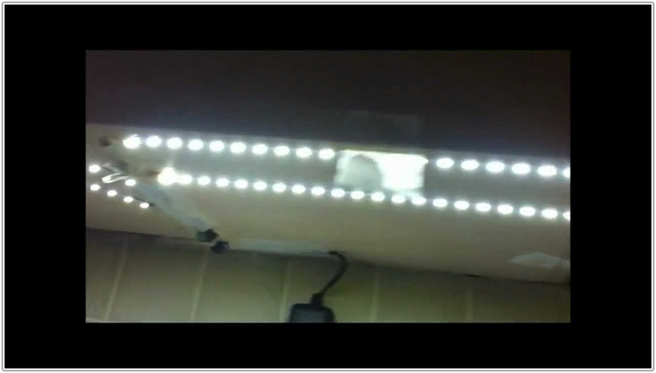 Install Led Lights Under Kitchen Cabinets