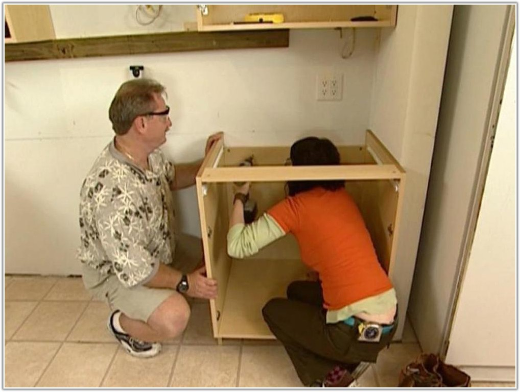 Installing Home Depot Kitchen Cabinets Yourself