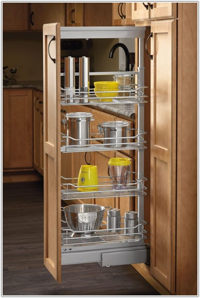 Kitchen Cabinet Corner Pull Out Organizer
