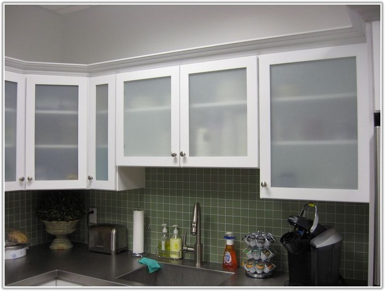 Kitchen Cabinet Glass Doors Home Depot