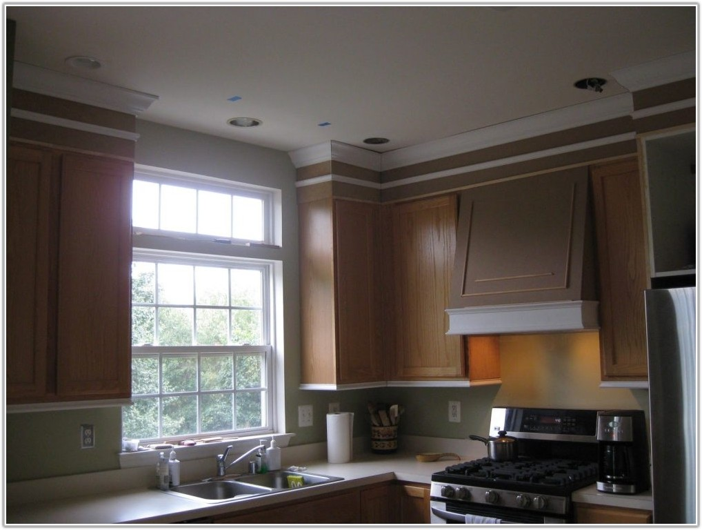 Kitchen Cabinet Moldings And Trim