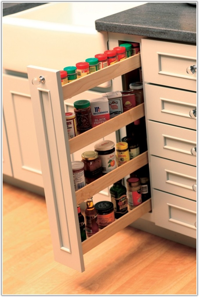Kitchen Cabinet Pull Out Racks
