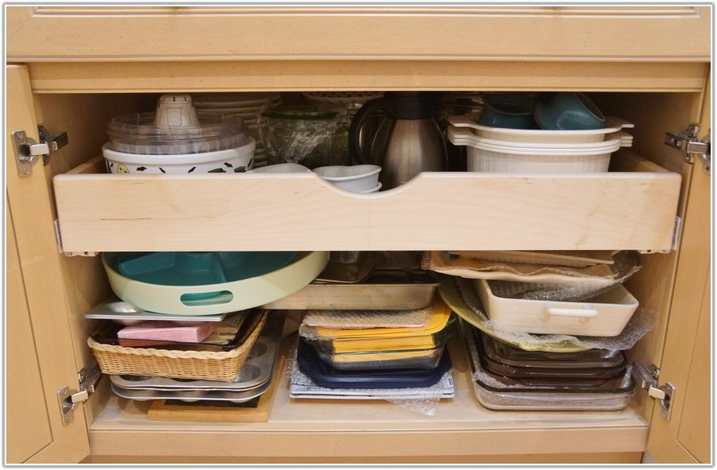 Kitchen Cabinets Drawers Pull Outs